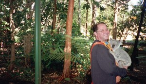 Australia - Hugh Fox