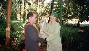 Hugh B. Fox III Koala
