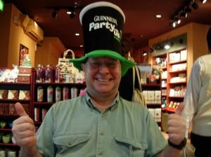 Hugh B. Fox III St. Patrick