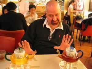 Hugh B Fox III Teapots