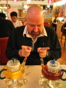 Hugh B. Fox III teapots