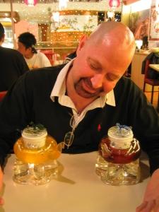 Hugh B. Fox teapots3