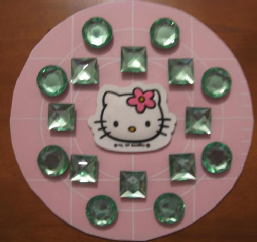 hello-kitty-mandala-green-jewels