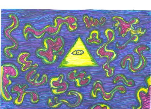Eye of Providence Genesis