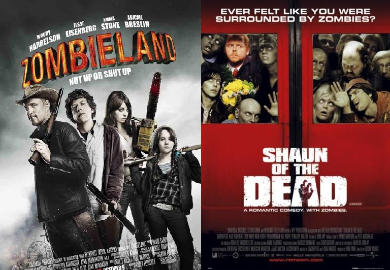 Shaun Of The Dead Vs Zombieland Which Is The Best Rom Zom Com on Spanish Word For Pets