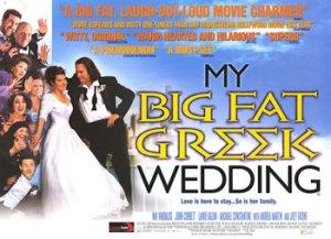 My big fat greek wedding essay