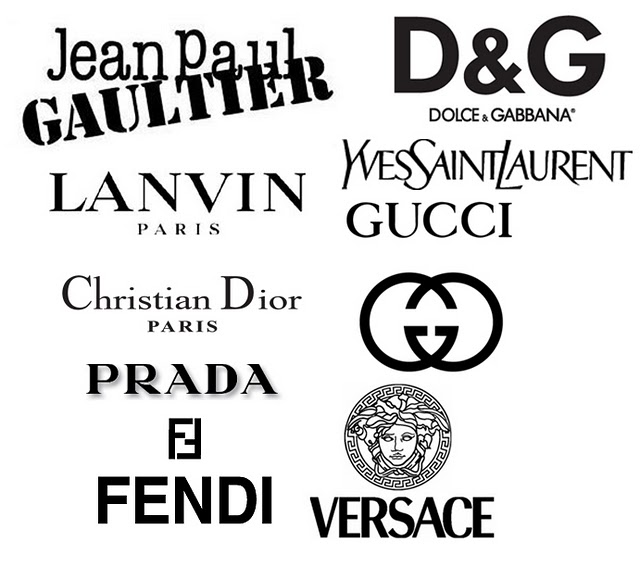 Logos analyzed by industry hugh fox iii for Couture brand names