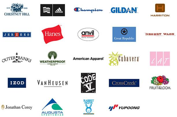 Apparel Company Logos Joy Studio Design Gallery Best