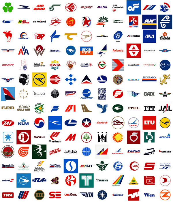Logos Analyzed By Industry Hugh Fox Iii