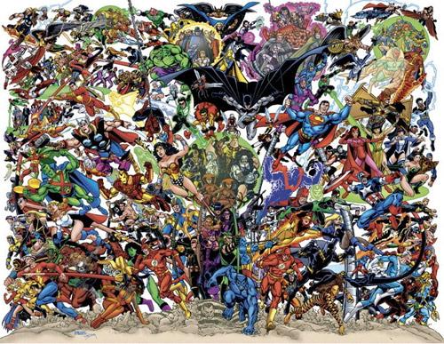 Superhero Worksheets for the ESL Classroom   Hugh Fox III