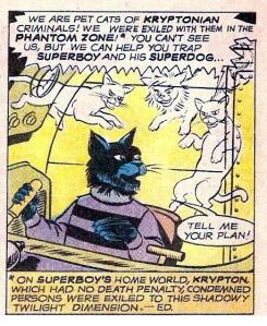 Superboy (v1, #136, pg. 22)