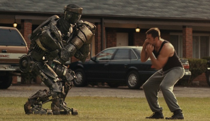 Real Steel u2013 Conflict : Hugh Fox III