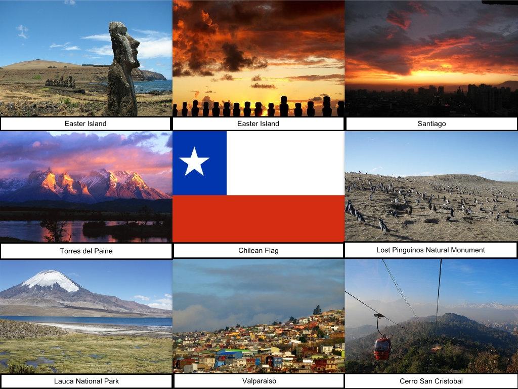 Chile Collage Hugh Fox Iii Rockpaperscissorslizardspock