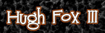 Hugh Fox III - Halloween