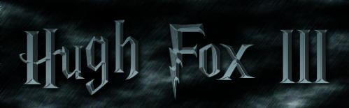 Hugh Fox III - Harry Potter