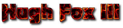 Hugh Fox III - Lava 2