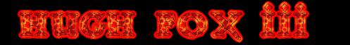 Hugh Fox III - Lava Lake