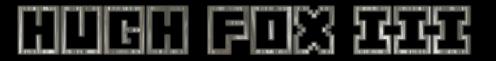 Hugh Fox III - Ferrite
