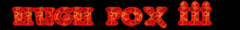Hugh Fox III - Firebreath