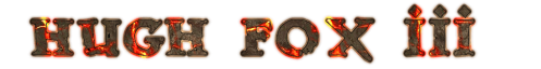 Hugh Fox III - Firestone
