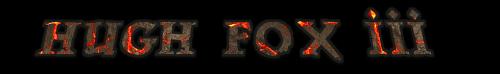 Hugh Fox III - Flaming Spiderbor