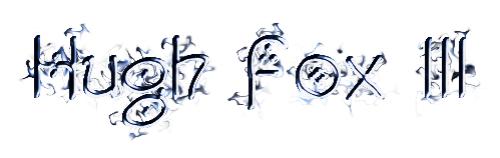 Hugh Fox III - Frozen