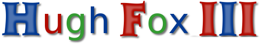 Hugh Fox III - Funtime