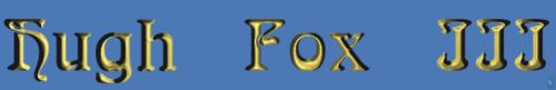 Hugh Fox III - Golden (2)