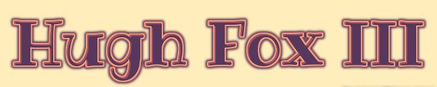 Hugh Fox III - Granada