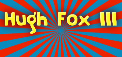 Hugh Fox III - Happy Birthday Colorful
