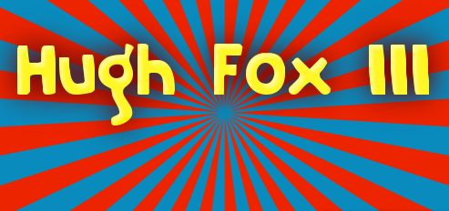 Hugh Fox III - Happy Birthday Colorful