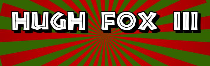 Hugh Fox III - Kwanzaa