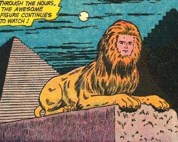 Superboy #103 Sphinx
