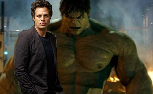 3) Mark Ruffalo as Dr. Bruce Banner Hulk