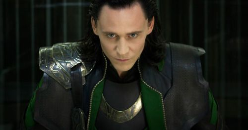 6) Tom Hiddleston as Loki