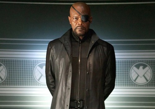 7) Samuel L. Jackson as Nick Fury