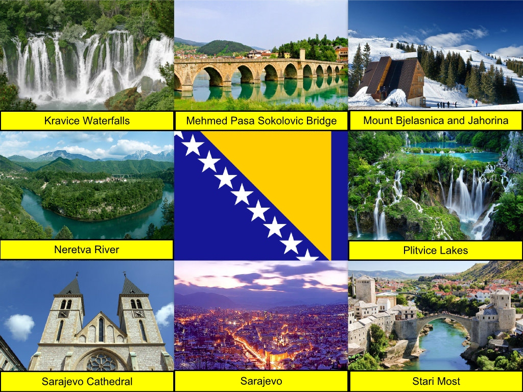 Image result for Bosnia Collage