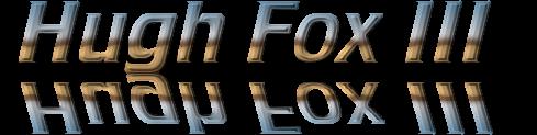 Hugh Fox III - Cool Metal