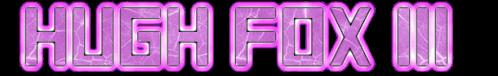 Hugh Fox III - Core Lattice