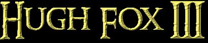 Hugh Fox III - Fantasy
