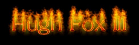 Hugh Fox III - Feurio