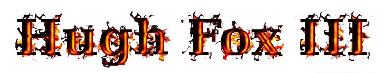 Hugh Fox III - Fiery