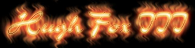 Hugh Fox III - Flammen