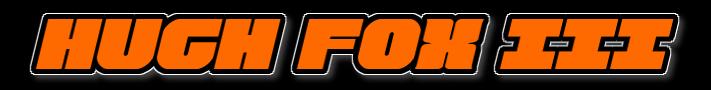 Hugh Fox III - Football