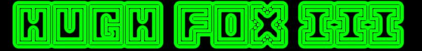 Hugh Fox III - Glow Shop