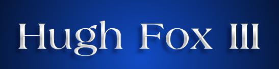 Hugh Fox III - Happy Ramadan Silver