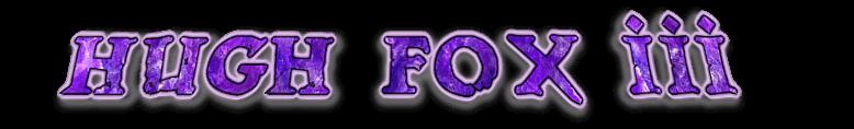 Hugh Fox III - Purple Mystery