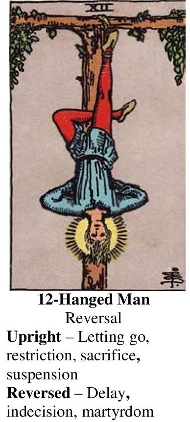 12-Tarot-Hanged Man-Annotated