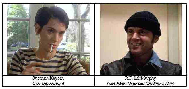 One Flew Over The Cuckoo's Nest Quotes | Girl Interrupted Versus One Flew Over The Cuckoo S Nest Hugh Fox Iii