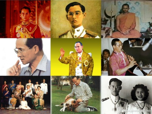 00Thai King Collage Resized